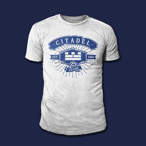 Tshirt design for CITADEL