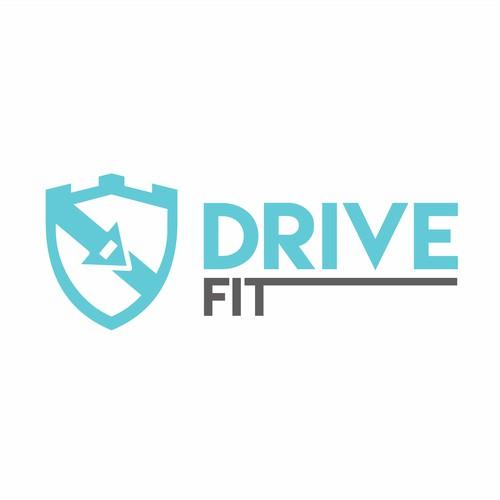 Drive Fit Course's Logo