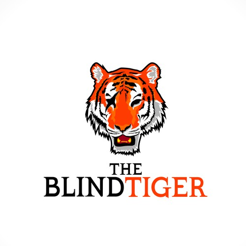 The blind tiger .