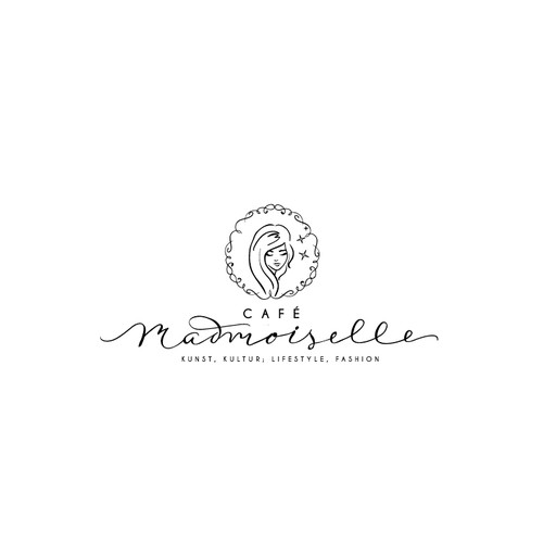 logo for Café Madmoiselle