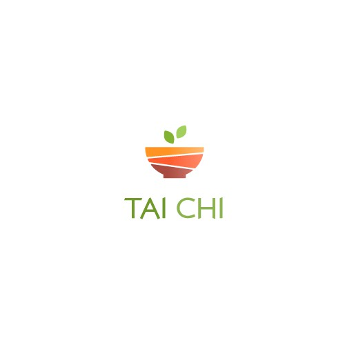 Youthful logo concept for fast casual restaurant