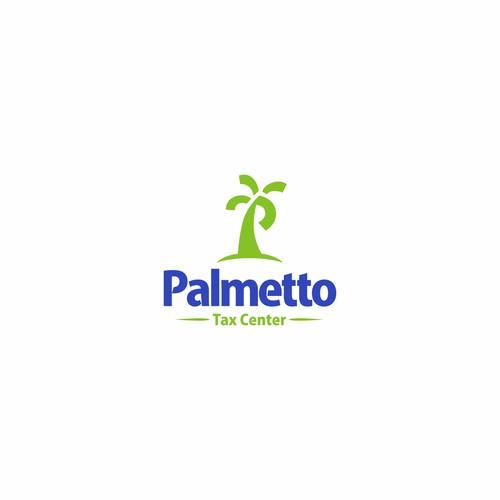 P palm logo