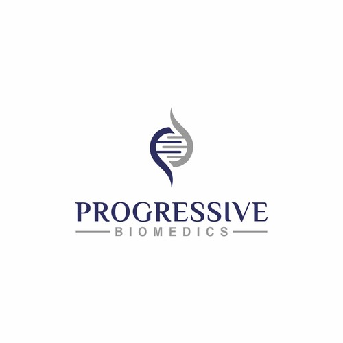 Logo Concept for Progressive Biomedics