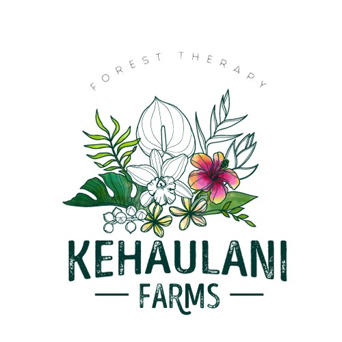 Logo for Kehaulani Farms