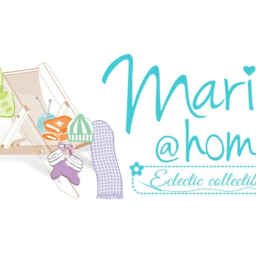 Marie's Creations needs a new logo