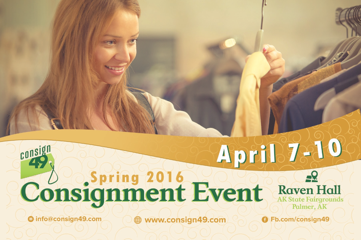 Consign49 Spring 2016Consignment Event