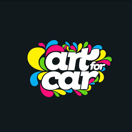 Create logo for ArtForCar web page