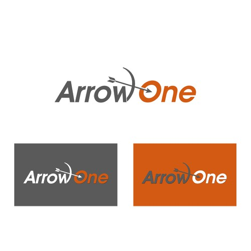 Arrow One - Abstract or Text Logo Needed