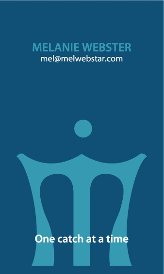 Business cards for melwebstar.com
