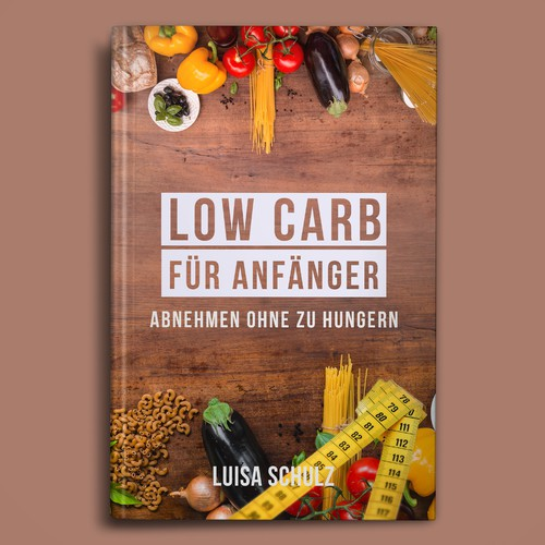 Low Carb - Ebook Cover Design