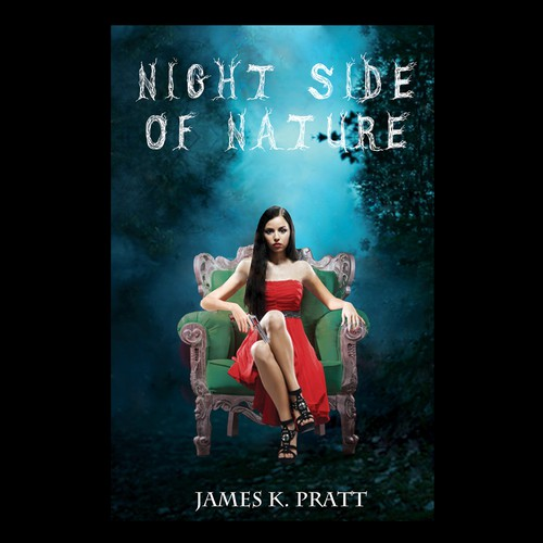 Vampire Fiction Book Cover