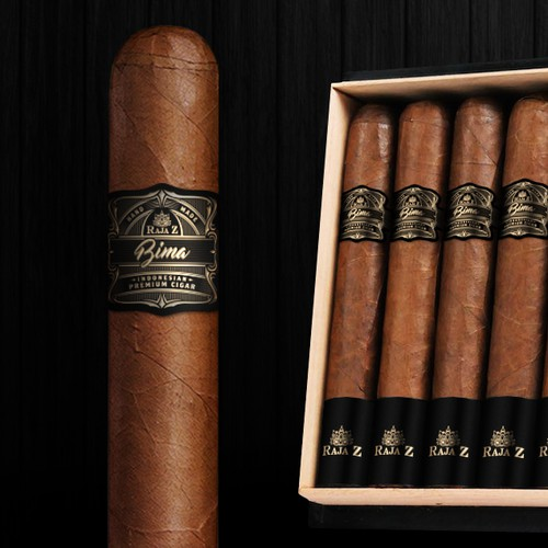 RajaZ premium cigar