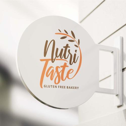 nutri taste design logo
