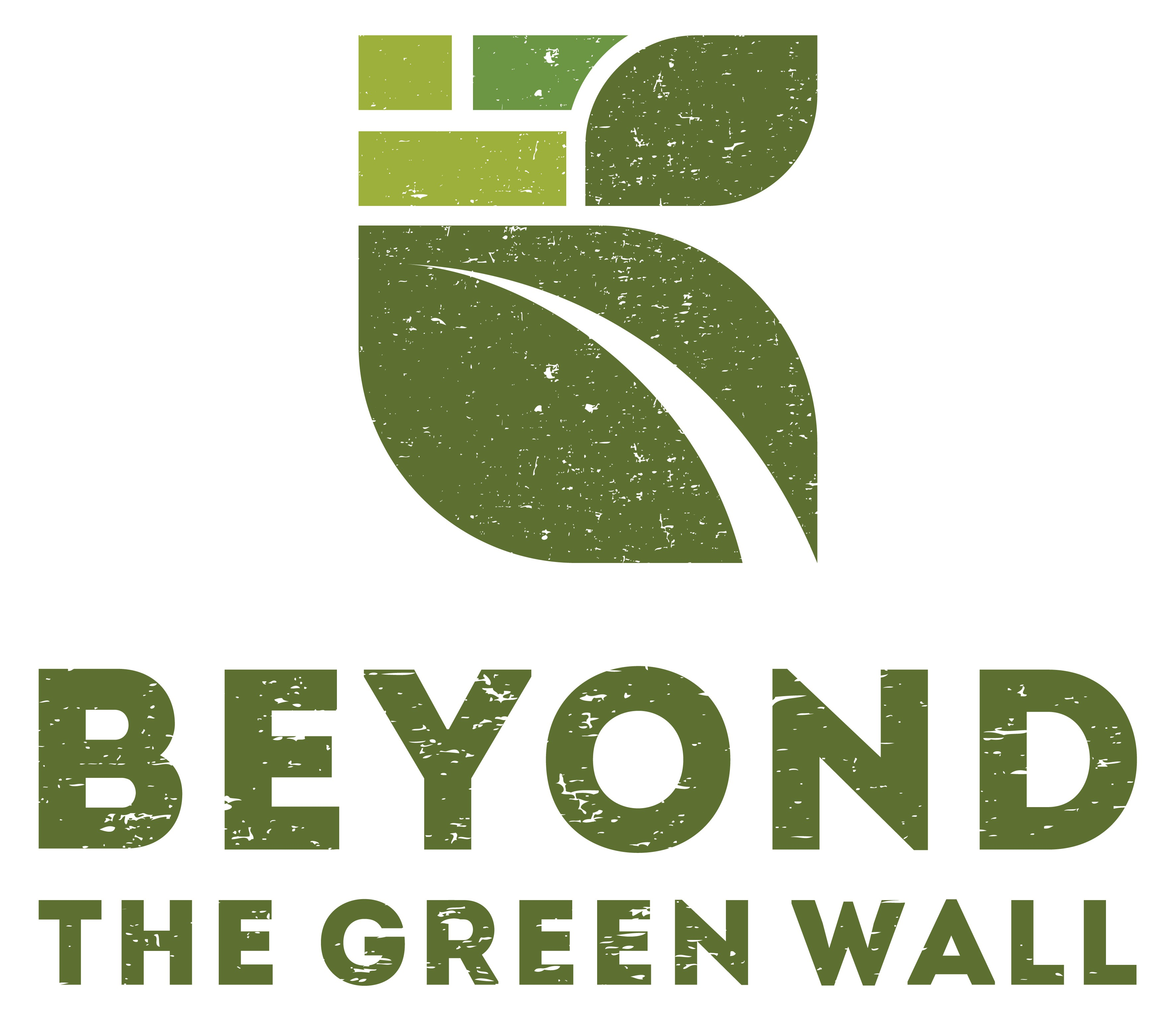 """Beyond the Green Wall"", an agile software consultancy needs a logo."
