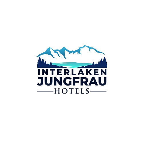 Logo for Hotel cooperation in the holiday destination Interlaken