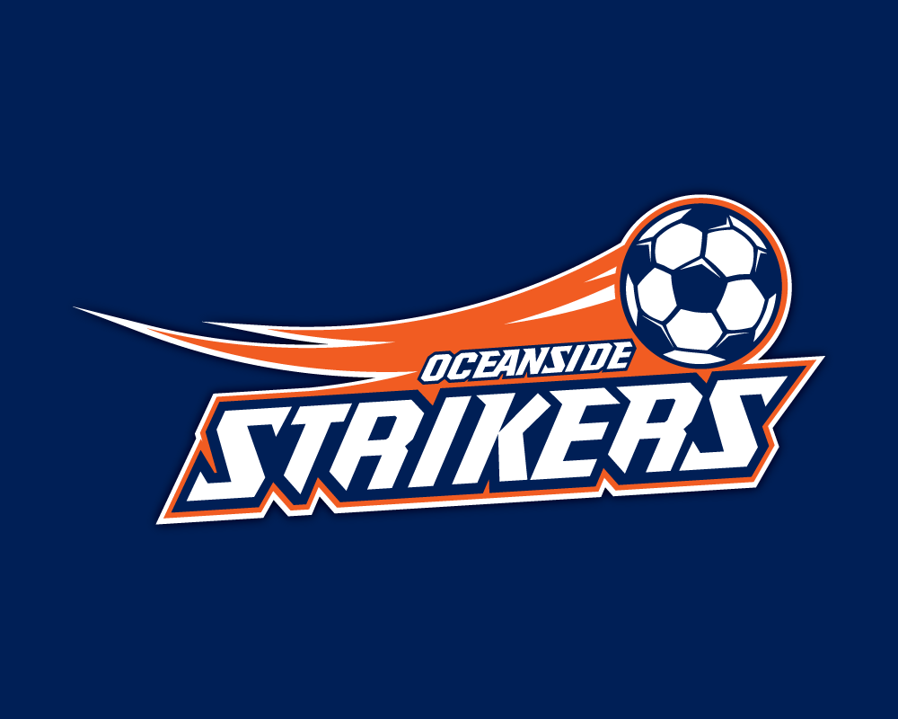 Oceanside Strikers needs a new creative logo for our soccer team.