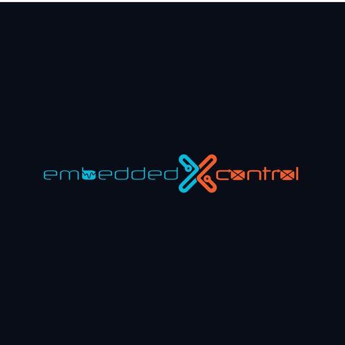 Logo design for a technology website