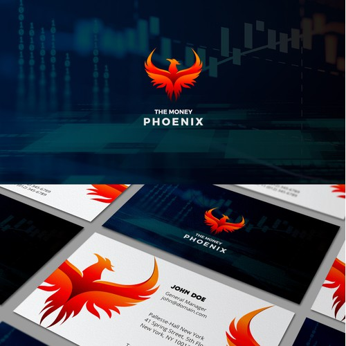 Discover The Money Phoenix's new identity!