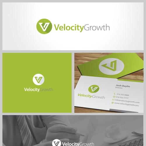 Velocity Growth Brand Identity