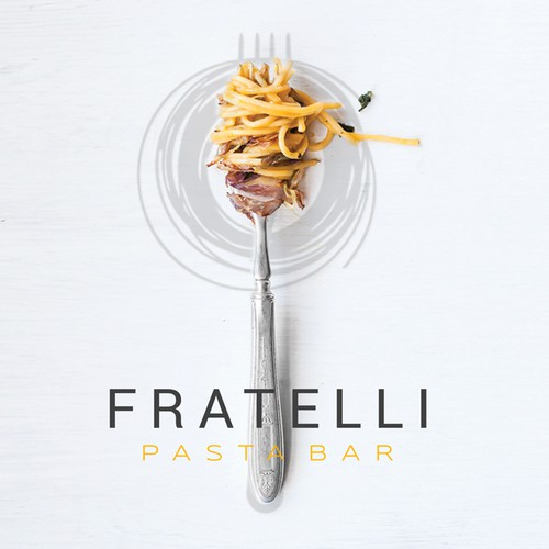 Fratelli pasta bar logo