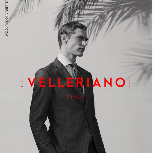 Logo Update for Fashion Brand Velleriano