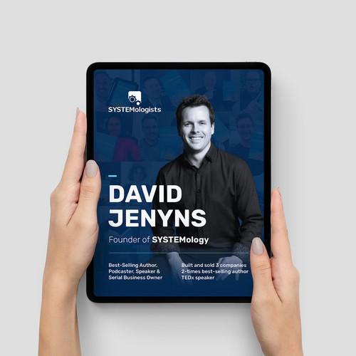 Digital Brochure Concept