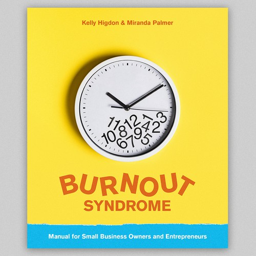 Ebook cover for Burnout Syndrome