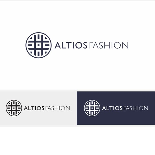 logo for altios fashion