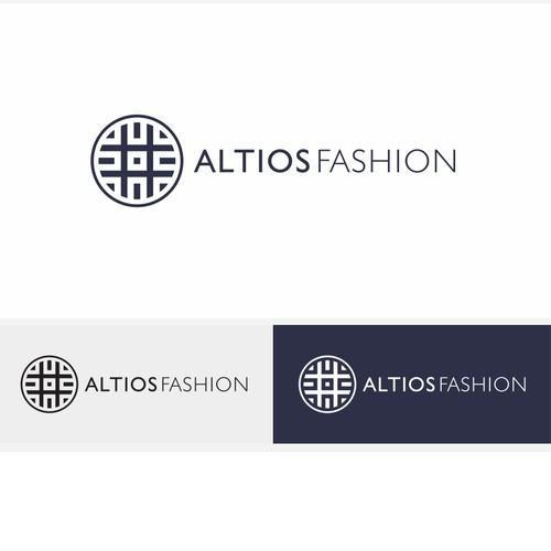 logo for altios fashion