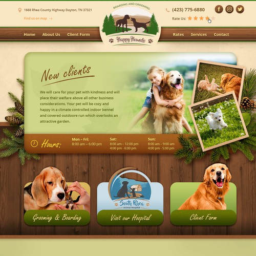 Design for Animal Business