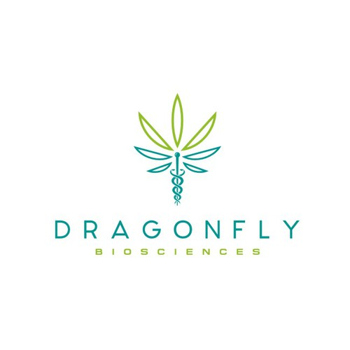 Logo for Wellness / Pharma company Dragonfly Sciences