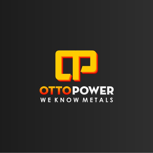 Logo Concept for OTTO Power