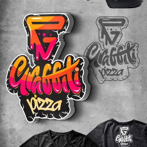 Graffiti Pizza