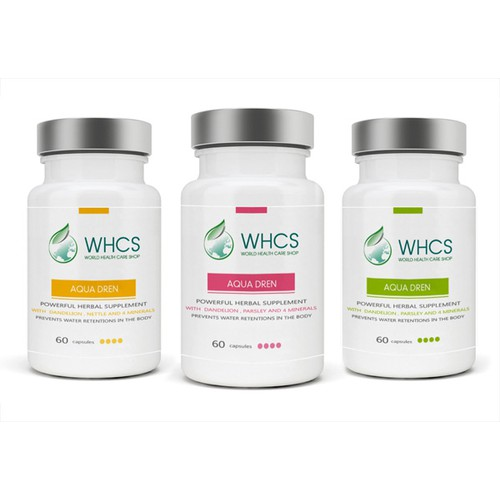 New print or packaging design wanted for WHCS