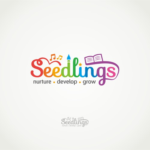 Seedlings - nurture, develop, grow