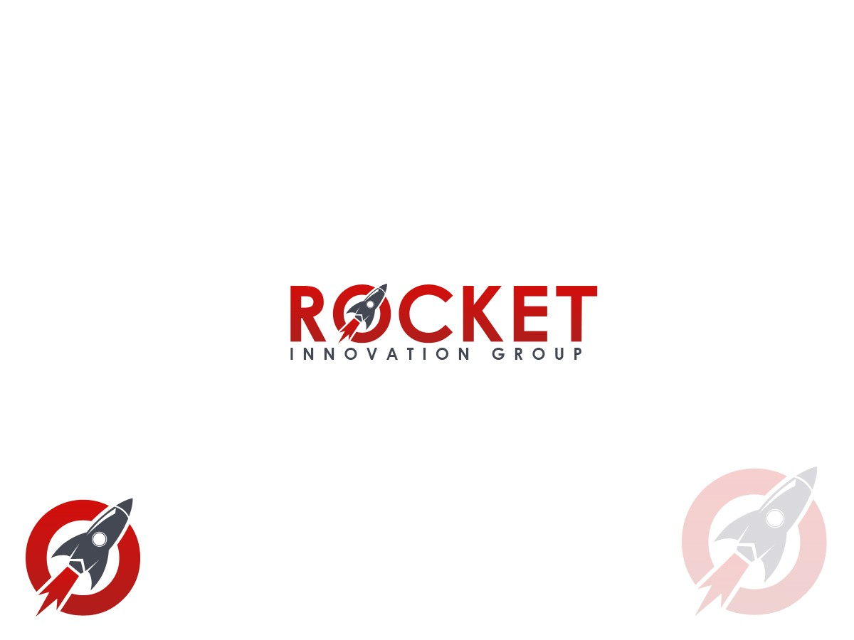 Create the next logo for Rocket Innovation Group
