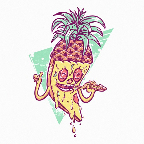Pineapple-Pizza-Love