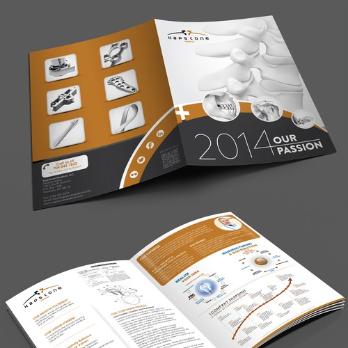 Update of Kapstone Corporate Brochure
