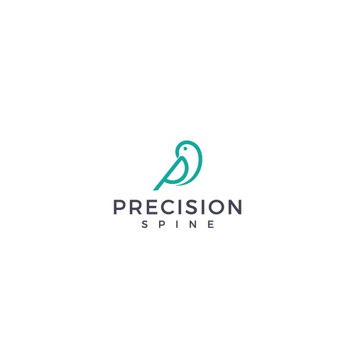 Logo for Precision Spine