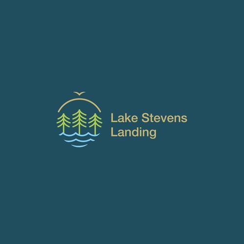 Lake Stevens Landing Logo