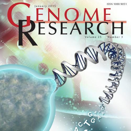 Genomic Magazine Cover