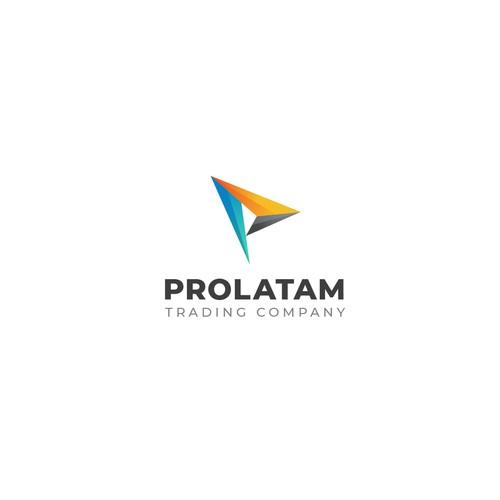 Abstruct logo concept for Prolatam