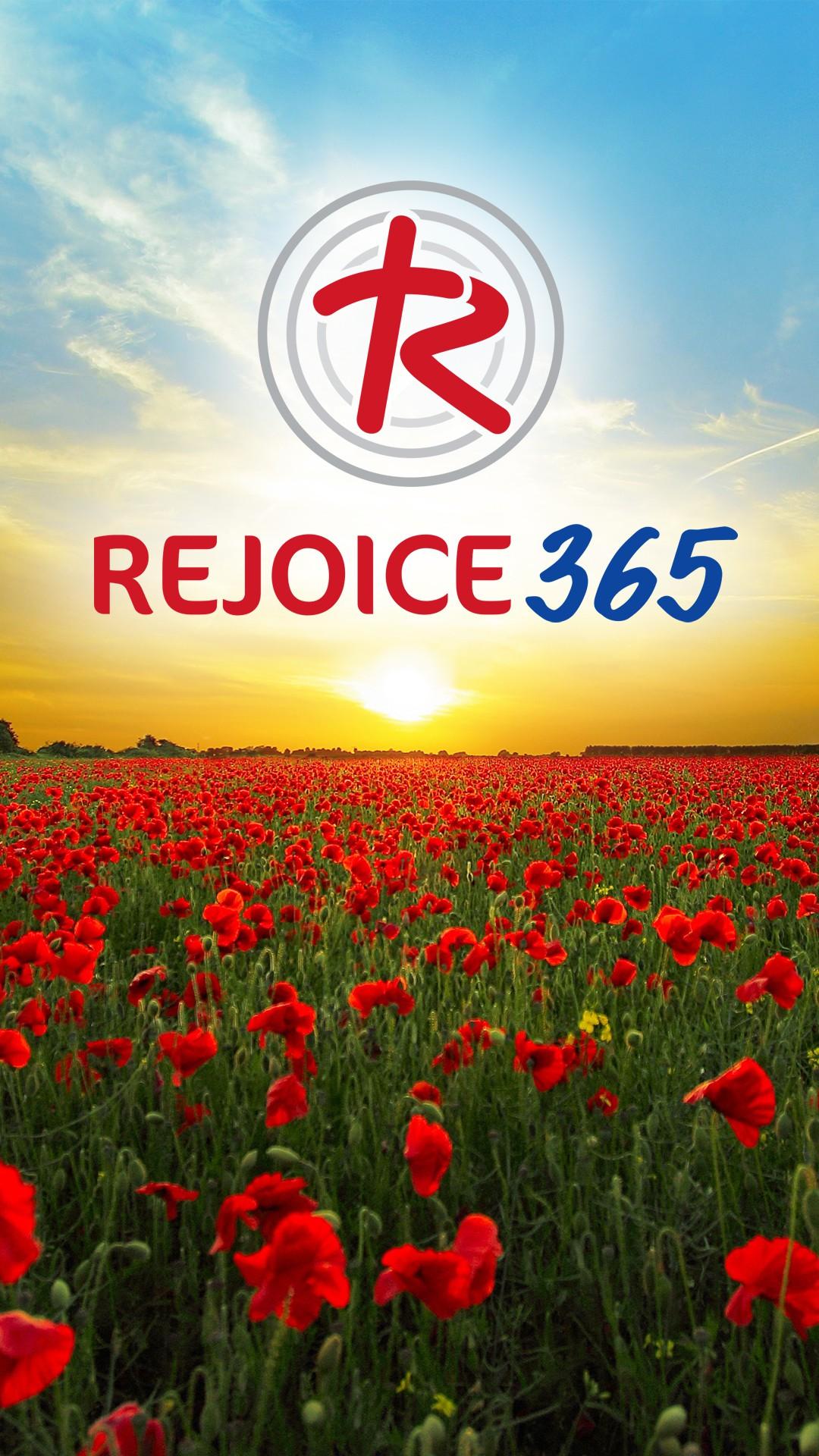 Rejoice 365 App