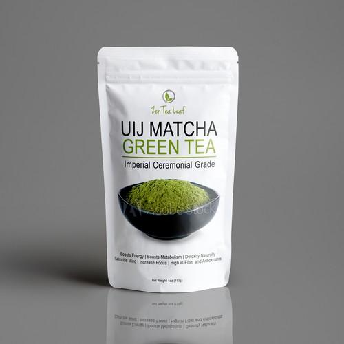 Uij Matcha Green Tea