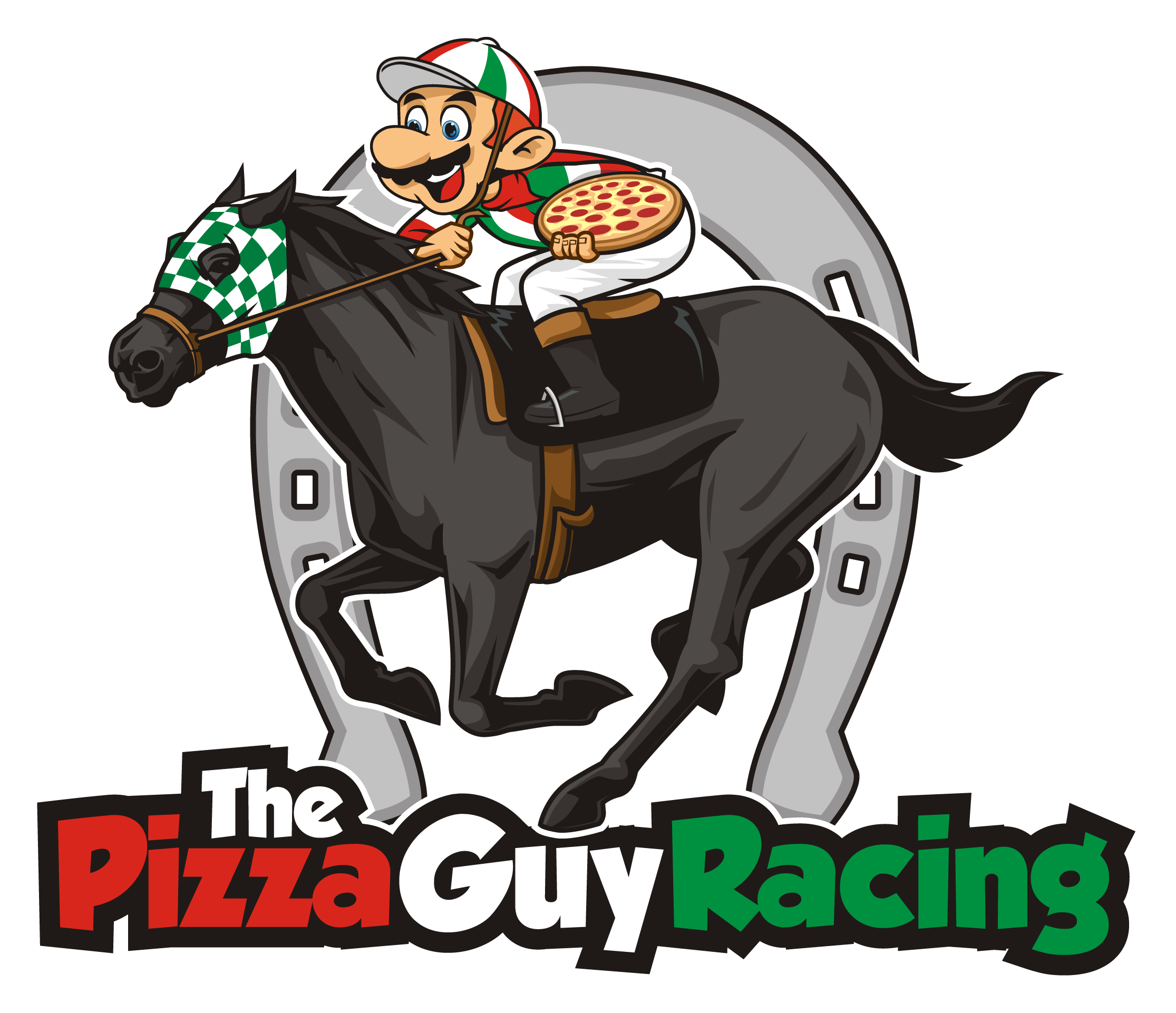 Horse Racing Stable logo