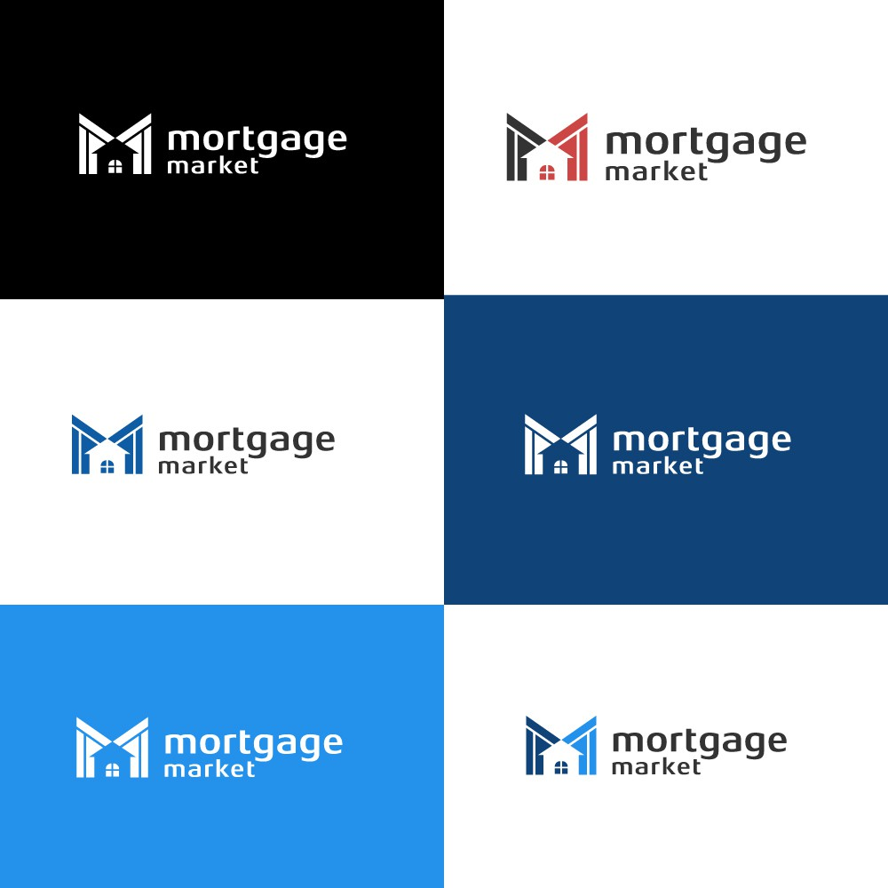 New logo design for a New Zealand mortgage broker