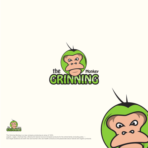 The Grinning Monkey