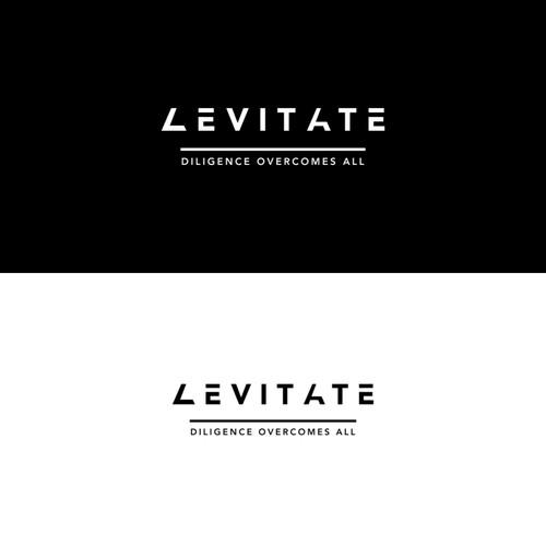 Levitate Logo Design