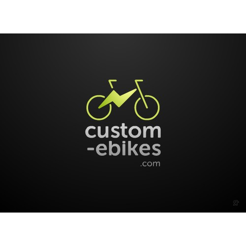 Create company logo for Hi Tech Electric Bike company
