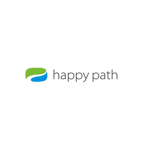 "Create a logo for web application tool called ""Happy Path"""